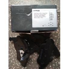 Гальмівні колодки LPR05P608