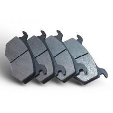 Гальмівні колодки C25006AD