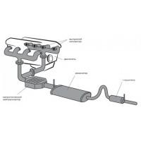Система вихлопу BOS255-338